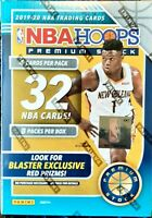 💥Panini NBA Hoops Premium Stock 2019-20 Blaster💥 NEW & SEALED💥 Get yours now!