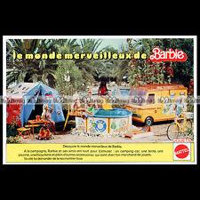 Mattel Vintage BARBIE Piscine - 1976 Pub / Publicité / Original Advert #B158