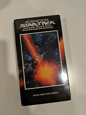 Star Trek VI: The Undiscovered Country (VHS, 1992, Special Home Video Version)