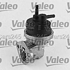 Fiat 600 500 Wagon 126 VALEO Mechanical Fuel Pump Gas 0.5-0.8L 1955-1987