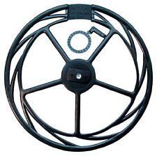 Protector de Rueda de cadena de brazo Shimano 5-Negro para caber 42 diente pedalier