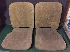 Mercedes Benz W113 Pagode Sitz & Lehne Sitzauflage Sitzpolster Cushion Backrest
