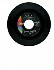Johnny Burnette  ROCKABILLY45 (LIBERTY55345)Girls/I've Got A Lot Of Things To Do