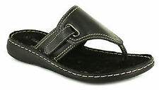 Women's 100% Leather T Bar Sandals and Beach Shoes