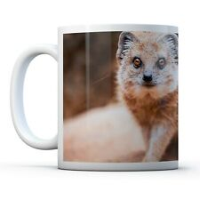 Cute Mongoose - Drinks Mug Cup Kitchen Birthday Office Fun Gift #16845