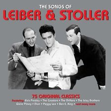The Songs of Leiber & Stoller - 75 Original Classics (3CD 2013) NEW/SEALED