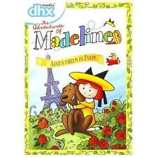 The Adventures of Madeline: Adventures in Paris (DVD, 2013) Animated