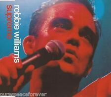 ROBBIE WILLIAMS - Supreme (UK 3 Track CD Single Pt 1)