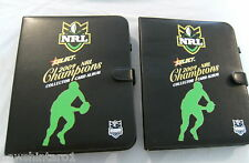 2009 NRL CHAMPIONS RUGBY LEAGUE CARD SET - COMPLETE(EXCEPT CASE CARDS)