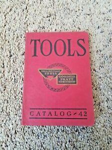 Vintage Miller Falls Tool Catalog 42