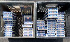 Set of 8 NOS Genuine AC Delco GM R44NTSE Spark Plugs