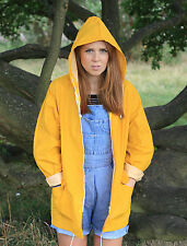 CLASSIC YELLOW FISHERMAN RAINCOAT / FESTIVAL Ladies / Mens // Jacket mac Hipster