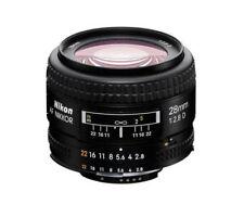 NIKON AF NIKKOR 28 mm f/2.8D Wide-Angle Prime Lens