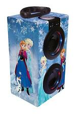 Frozen Tower of Sound Laptop and Luminous with Bluetooth, Colour Blue Lexibook