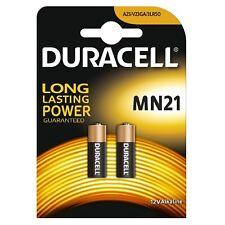Pila Mn21 Duracell 12V 20 Baterías Alcaline mandos a distancia A23 V23ga 3lr50