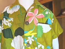 Royal Hawaiian Child'S Vintage Shirt 1960's 1970's
