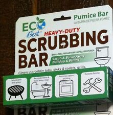 Heavy Duty Pumice Bar/Stick Multi Use scrub/scour EcoBest qty1 New2017 Pumie bar