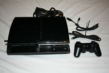 Tested Working 60GB PS3 Console (Backwards Compatible) with Original Controller