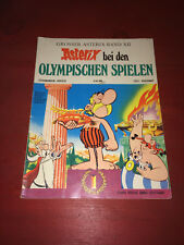 Asterix at the Olympic Games Volume 12 Rarity 1972