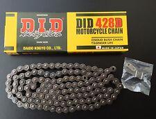 DID Kette, DID 428 D, Yamaha DT125R, DT 125 R, 134 Glieder, 1/2x5/16, 4BL, DE061