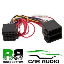CITROEN C3 2002-2005 ISO Harness Adaptor Lead Cable Autoleads Stereo Radio