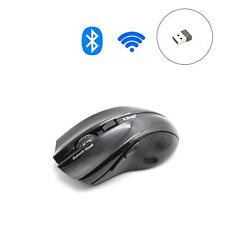 Mouse Ottico Dual Mode Bluetooth Wifi Wireless 2.4ghz Linq Bl-w7899