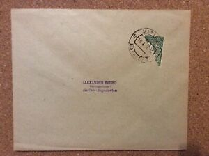Yugoslavia- Maribor 1921 Bisect On Cover