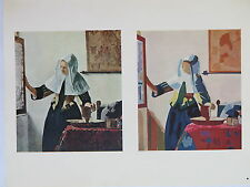 Josef Albers Original Silkscreen Folder XIX-1/Right Interaction of Color 1963