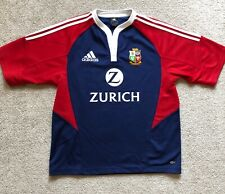 Adidas British and Irish Lions Rugby Jersey from 2005 New Zealand Tour - Size M
