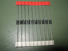 10x Super-Fast-Recovery Diode EGP-20F - 50ns 300V 2A - Fairchild Rectifier EGP20