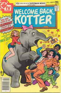 Welcome Back, Kotter #6 VG; DC | low grade comic - save on shipping - details in