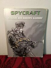 Spycraft Modern Arms Guide - Softcover