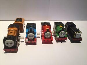 Thomas the Tank Engine & Friends Mini Wind Up Train Bundle X 5