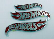 MUSCLE CARS HOT WHEELS EMBLEM SET OF 3 NEW CUSTOM