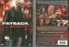 DVD - PAYBACK avec MICHAEL MADSEN / COMME NEUF - LIKE NEW