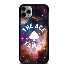 ACE FAMILY NEBULA LOGO iPhone 6/6S 7 8 Plus X/XS Max XR 11 Pro Max Case Cover