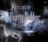 GLOBAL STAGE ORCHESTRA - PLAYS MUSIC-HARRY POTTER 3 CD NEU
