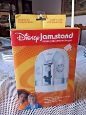 Disney Jam-Stand Max Stereo Speakers/Recharger - Model DDS8012