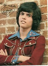 Donny Osmond Pinup Clipping Cutting From A Magazine 70'S Gorgeous Osmonds