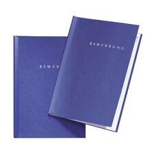 Bewerbungsmappe Pagna Start Blau 5 Bewerbungsmappen aus Pappe von Pagna