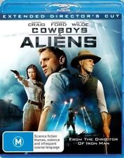Cowboys and Aliens (Extended Director's Cut) (Blu-ray Disc, 2011)