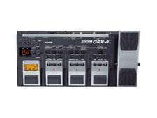 ZOOM GFX-4 GUITAR MULTI EFFECTS PEDAL PROCESSOR & POWER SUPPLY