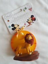 The Lion King Simba Disney sketchbook ornament Christmas decoration
