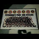 PITTSBURGH STEELERS IRON CITY BEER FLATS 1981 BRADSHAW HARRIS JOE GREENE LAMBERT