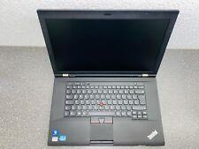 """Lenovo ThinkPad L530 Intel Core i3-3110M @ 2,4GHz 4GB 120GB SSD 15,6"""" Win10 pro"""