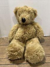 VINTAGE 1989 NORTH AMERICAN BEAR RUGGLES BROWN TEDDY STUFFED ANIMAL PLUSH # 4049