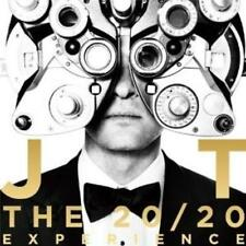 JUSTIN TIMBERLAKE - THE 20/20 EXPERIENCE CD ALBUM (18th MARCH 2013)