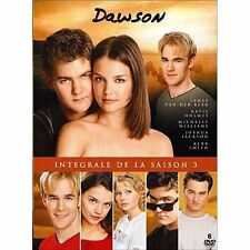 """16575 // DAWSON SAISON 3 COFFRET 6 DVD  DUREE 955"""" TBE"""