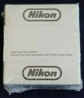 Nikon Camera Collectible Post-It Pop'n Jot Notes and Dispenser Sealed Package