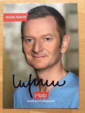 Michael Kessler AK Comdian Autogrammkarte original handsigniert